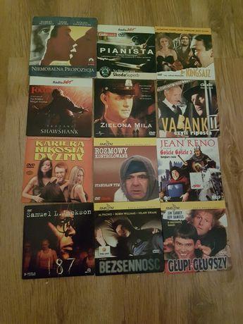 Zestaw filmów nr 1  na dvd