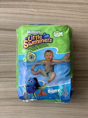 Подгузники-трусики для плавания Huggies Little Swimmers 3-4, 12 шт.