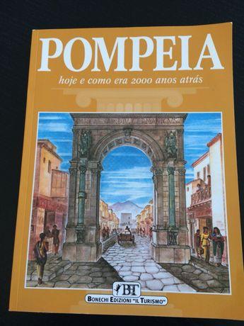 Livro Pompeia