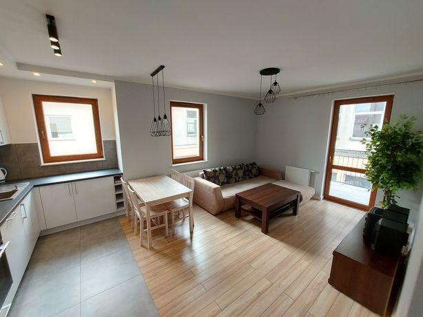Nowy komfortowy apartament w centrum Olecka