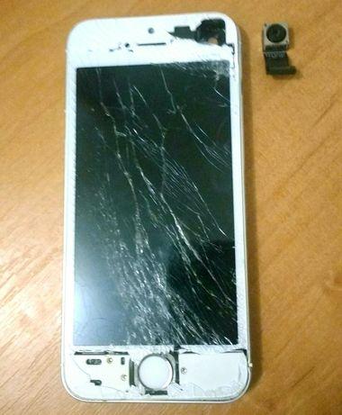 iPhone 5S  на запчастини