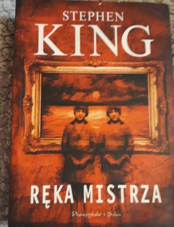 Stephen King Ręka Mistrza