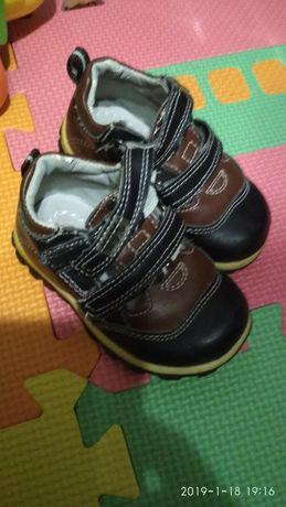 Продам кожанные сапожки, босоножки-туфли