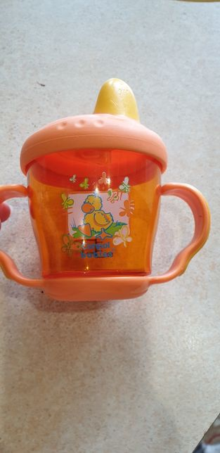 Чашка непроливайка Canpol babies