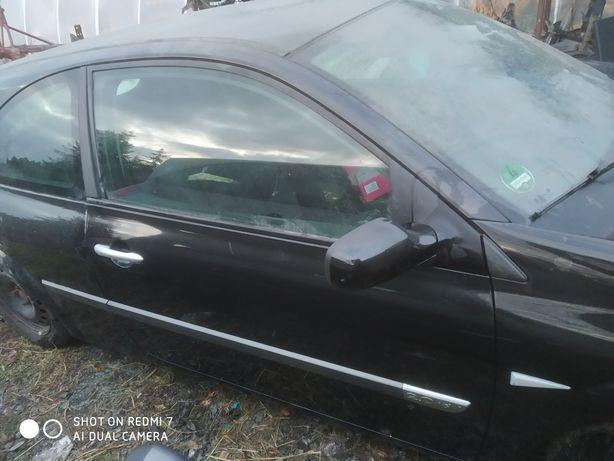 Renault Megane II 2 3D - Drzwi Prawe kpl. NV676