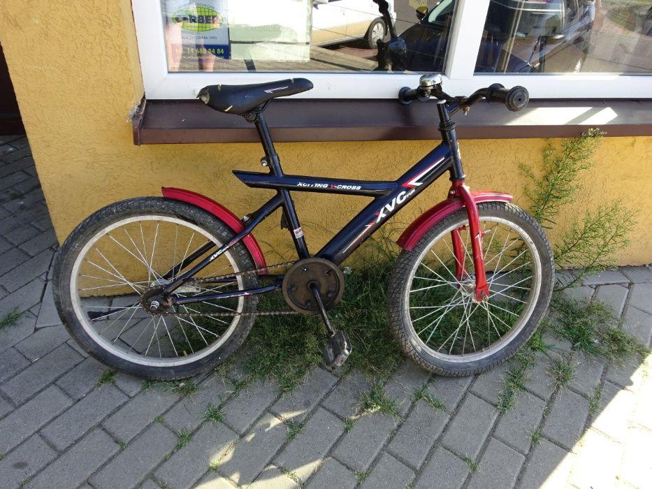 """Rower dziecięcy na kołach 20"""" Lombard Tarnów"""