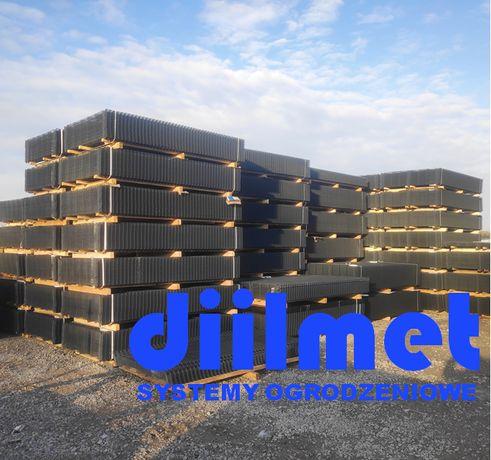Panele ogrodzeniowe | Ogrodzenia Panelowe fi 4/123/250