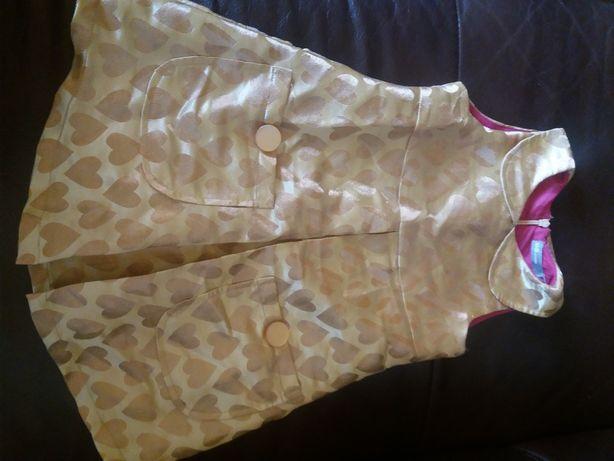 zlota sukienka 92