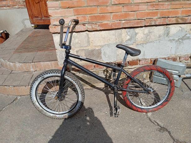 BMX трюковий велосипед