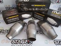Catalisador Magnaflow 57mm , 63mm e 76mm