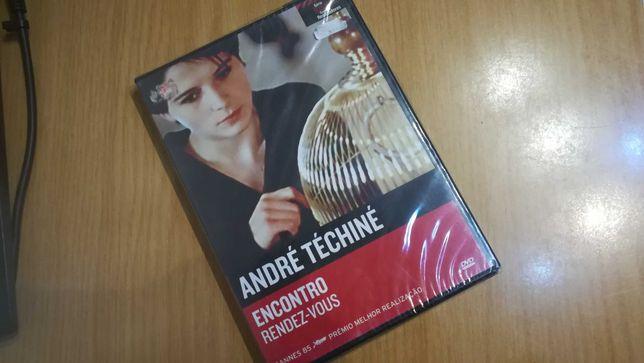 Encontro Rendez-Vous - André Téchiné - NOVO SELADO