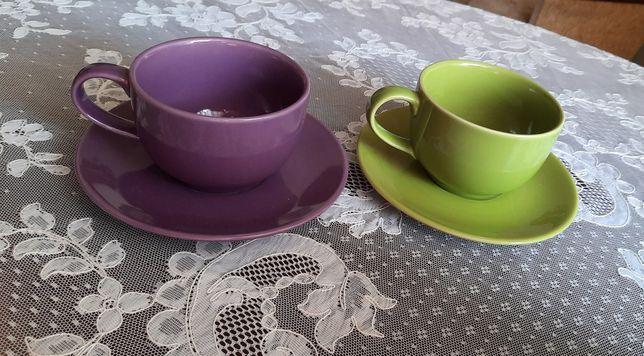 Чашки чайні керамічні