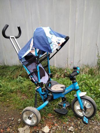 Велосипед 3х колісний