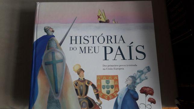 História do Meu País