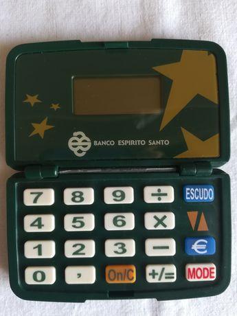 Calculadora/Conversora do Banco Espírito Santo