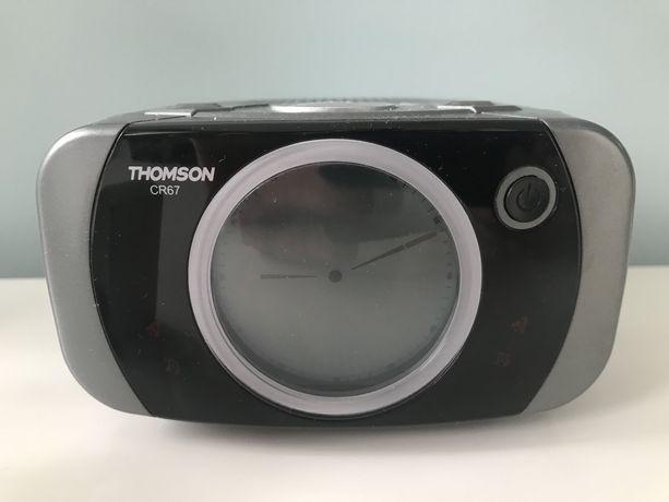 Radio budzik Toshiba