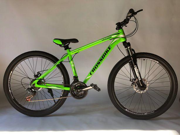Горний алюминиевый велосипед 27.5 неон (есть разные размеры и цвета)