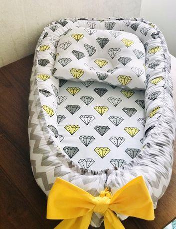 Кокон гнездышко гніздечко ліжечко для новонароджених