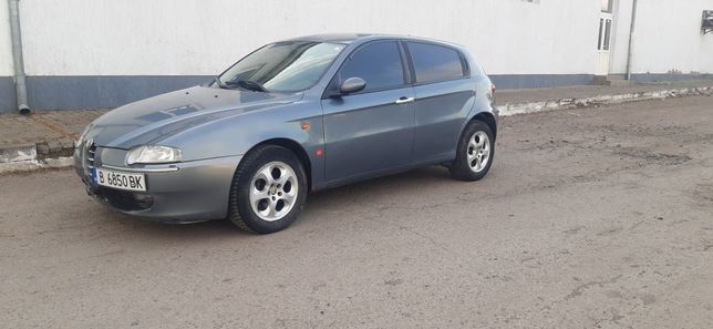 Alfa Romeo 147, 136 кіловат