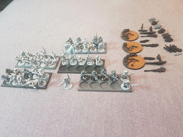 Armia Astra Militarum Gwardia Imperialna Warhammer 40k