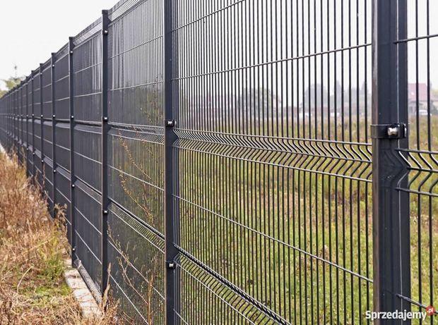 Ogrodzenia panelowe- 1,5/fi 4 +komplet z podmurówką Ostrów Mazowiecka