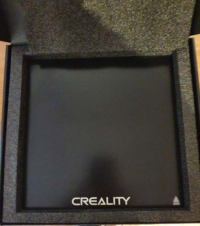 Creality ultrabase 235x235x4 mm Szkło Ender 3 jak nowe