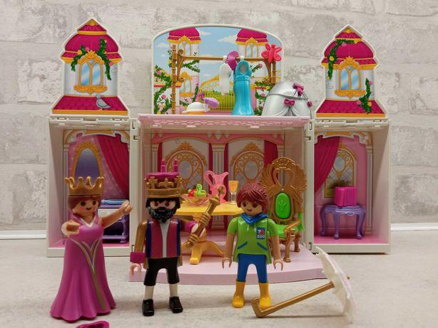 Klocki Playmobil zamek składany