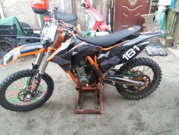 Motor ktm 250 sxf 2011rok