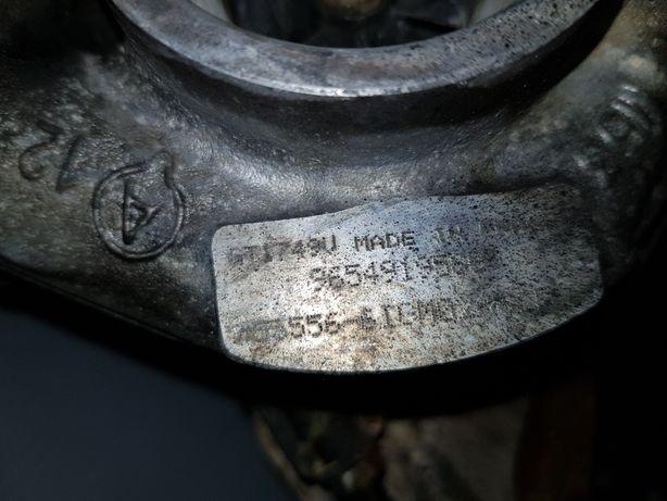 Turbo gt1749v peugeot 407 2.0 hdi 136cv c4 c5 p 307 p 308 p 508