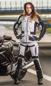 Kurtka i spodnie motocyklowe damskie na 170