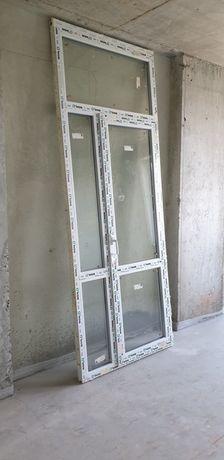 Продам пластикові двері WDS