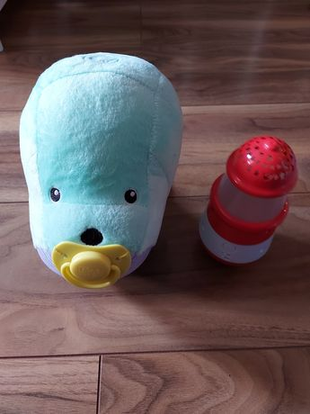 Wielorybek + latarnia projektor i pozytywka