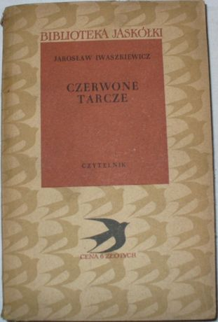 Czerwone Tarcze-Iwaszkiewicz