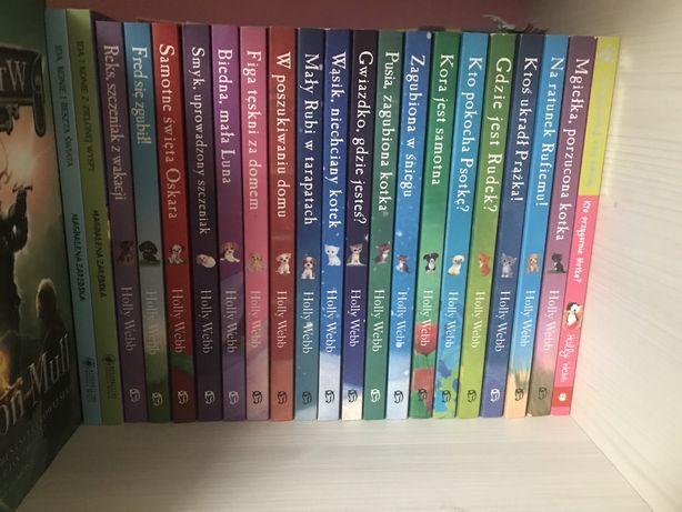 """Zestaw 19 książek z serii """"Zaopiekuj się mną"""""""