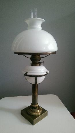 Zabytkowa lampa naftowa KOSMOS&BRENNER