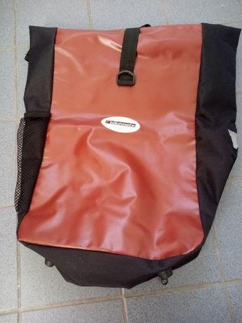 Torba rowerowa torebka na bagażnik i ramię.