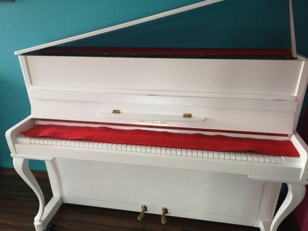 Pianino Białe Zimmerman