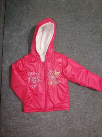 Куртка на девочку 2 лет