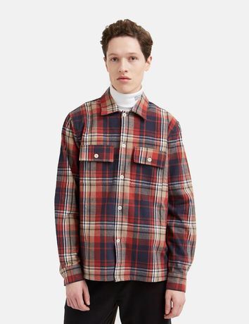 Camisa flanela Wood Wood (NOVA)