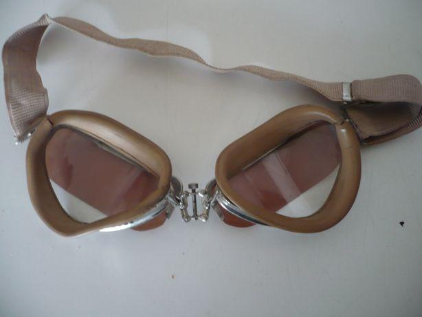 Originais óculos competição vintage grand prix ( Fangio/Ascari..) etc