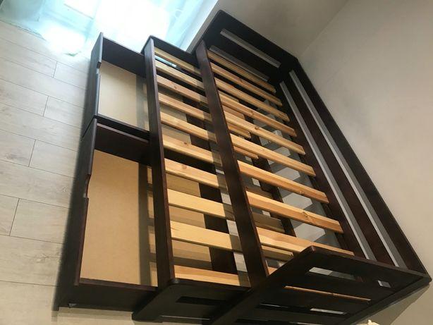 Łóżko podwójne,łóżko piętrowe,łóżko dwuosobowe + materac