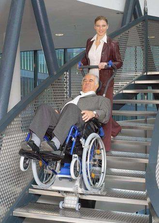 Schodołazy dla niepełnosprawnych SANO do 95% z PCPR Sano PT PTR