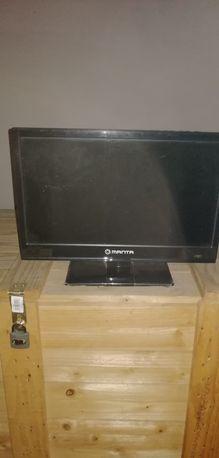 """Sprzedam tv Manta 15"""" z odtwarzaczem DVD"""