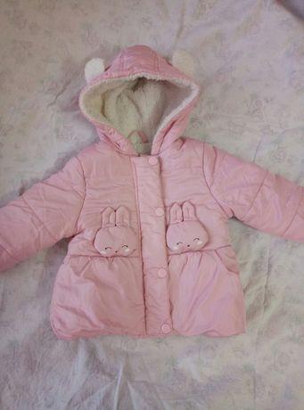 Куртка для дівкинки