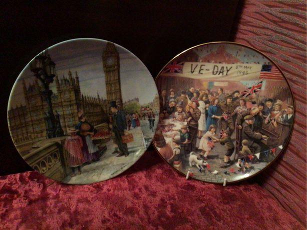 Коллекционные тарелки «Англия»
