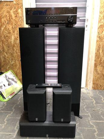 Kino domowe Yamaha RX-V377