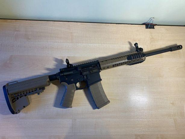 M4 King Arms (Black Rain Ordnance) Karabin ASG CQB