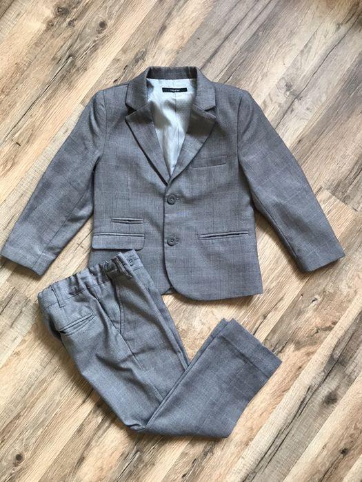 Костюм пидюак и брюки Marks& Spencer р.4/5 лет Турийск - изображение 1