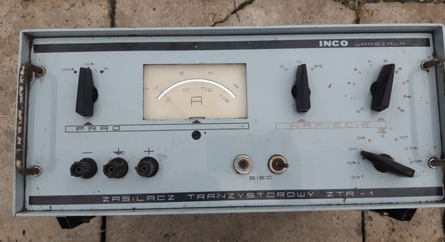 Zasilacz tranzystorowy ZTR-1