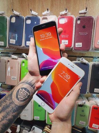 iPhone 6/6s/7/8 Plus 16/32/64/256gb(fqajy\купити/гарантія\айфон/плюс)